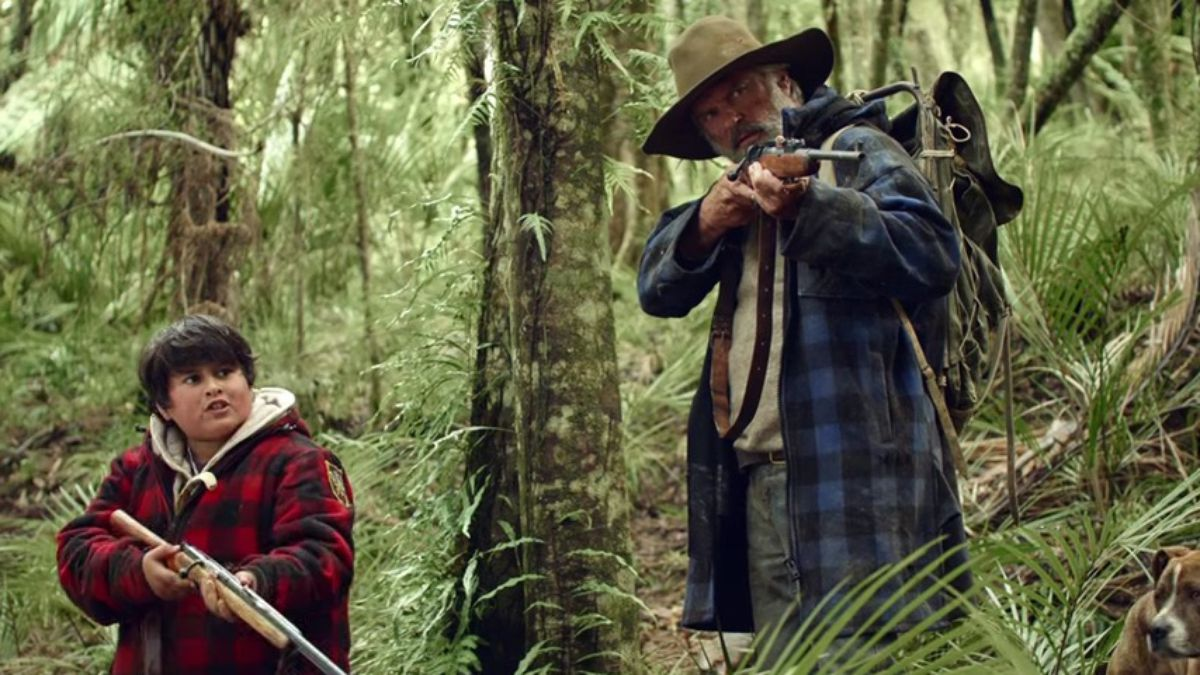 3.Hunt for the Wilderpeople