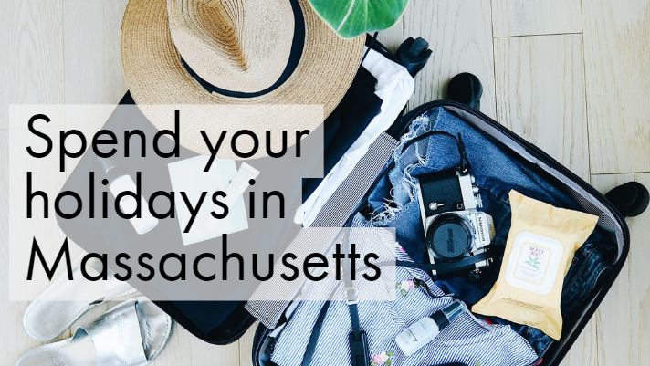 Spend your holidays in Massachusetts-A trip from Boston to Martha's Vineyard